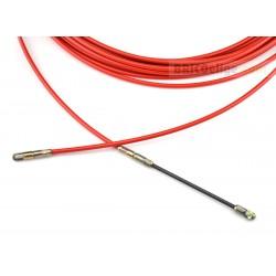 Guía Pasacables Acero-Nylon 4 mm 10 Metros 750011