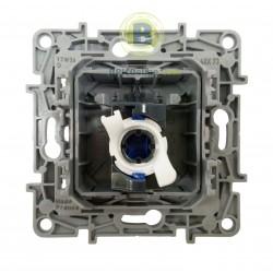 Conector RJ45 Cat. 6 UTP tapa color Blanco 664773 Legrand Niloé