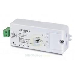 Regulador Universal de LED para control con Pulsadores SR-2501NS