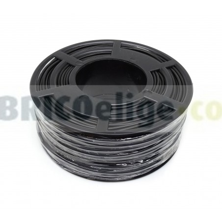 Cable Flexible Normal 1 mm² Negro 100 Metros H07V-K1NECA