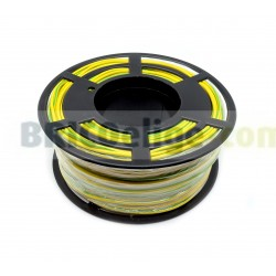 Cable Flexible Normal 1,5 mm² Amarillo-Verde 100 Metros H07V-K1,5AVCA