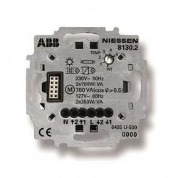 Interruptor de 2 Relés Wireless Niessen 8130.2