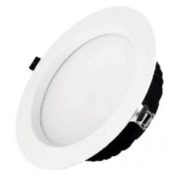 Downlight Redondo Led 12W Blanco 4000K DLT14012/WTCC840 LEDS GO