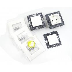 Extension Pack Valena Next Netatmo Blanco 741805 Legrand
