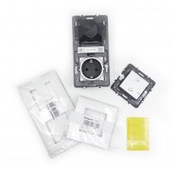 Starter Pack Legrand Valena Next Netatmo 741830 Aluminio