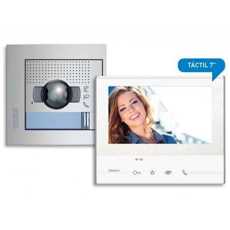 Kit Videoportero 1V 2 Hilos CLASSE300V13E + SFERA NEW 376161