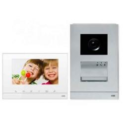 "Kit Videoportero Color Welcome Manos Libres 7"" Niessen W2821.2"