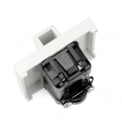 Salida de Cables Módulo ancho N2207 Niessen Zenit