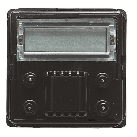 Reloj Despertador Termómetro 8149.5 Niessen Zenit / Sky