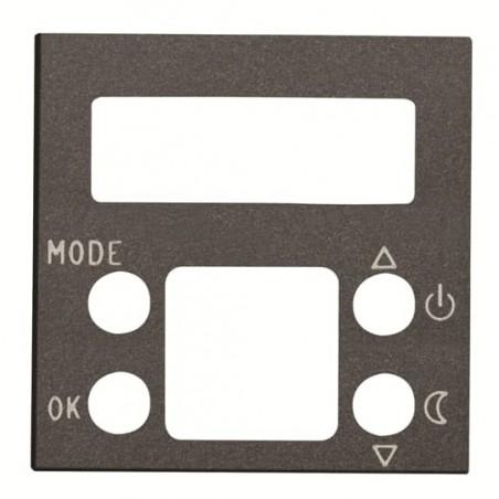 Tapa para Termostato Digital N2240.5 Niessen Zenit