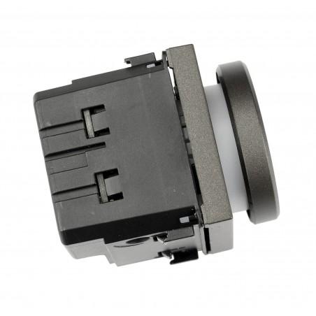 Regulador giratorio para Fluorescentes N2260.9 Niessen Zenit