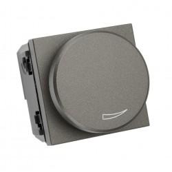 Regulador LED Antracita Niessen Zenit N2260.3 AN