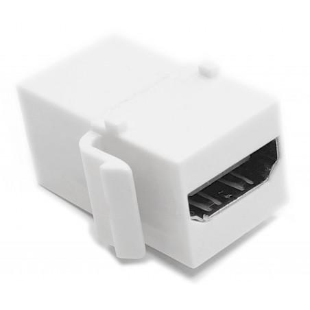 Conector HDMI Niessen Zenit 2055.6 Blanco