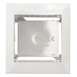 Caja de Superficie para Mecanismos Zenit N2991.1 Blanco