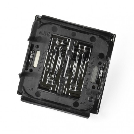 Tecla para Doble Interruptor-Conmutador-Pulsador 8511 BL Niessen Sky