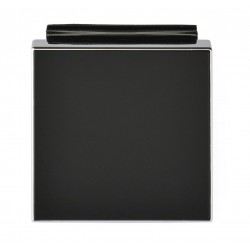 Tecla para Interruptores Negro Soft 8501 NS Niessen Sky