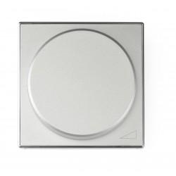 Tecla en Plata para Reguladores Niessen Sky 8560.2 PL