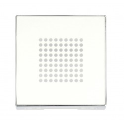 Tapa color Blanco para Zumbador Niessen Sky 8529 BL
