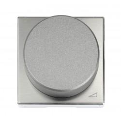 Tecla en Acero inox. para Reguladores Niessen Sky 8560.2 AI