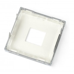 Tapa para Cargador USB Doble Sky Niessen Blanco 8585 BL