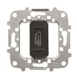 Toma HDMI Conexión automática Niessen 8155.6