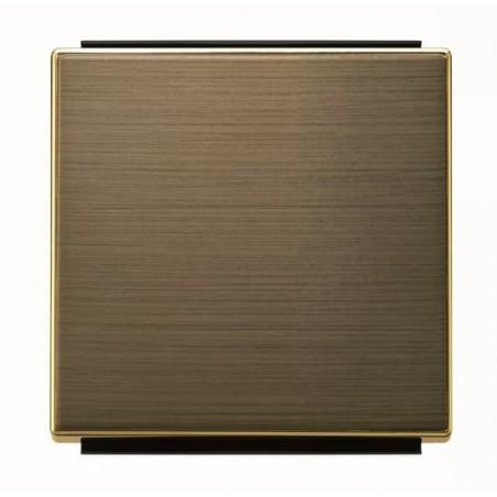 Tecla Oro envejecido 8501 OE para Interruptores Niessen Sky