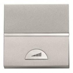 Regulador Electrónico de Pulsación Plata N2260 PL