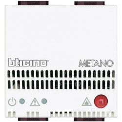 Detector de Gas Metano 12V. 2 Módulos _4511/12 Living-Light