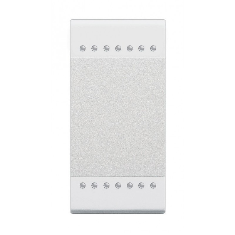 Tecla un Módulo Estrecho Blanca LivingLight N4915N