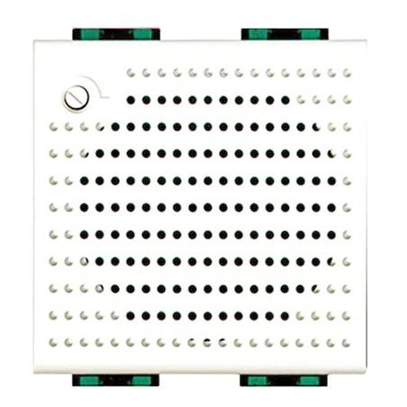 Timbre 2 Hilos Blanco 346982 Bticino compatible serie LivingLight