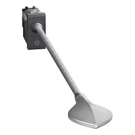Lámpara de lectura Formato Mecanismo Antracita L4362
