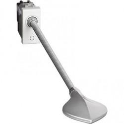Lámpara de lectura Formato Mecanismo Blanca N4362