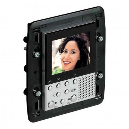 Monitor de Videoportero Color Axolute VIDEO DISPLAY 2 Hilos 349311 Bticino TeguiCatálogo  Productos