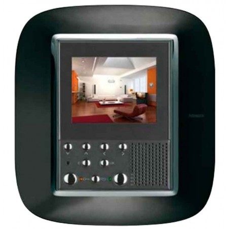 Monitor de Videoportero Color Axolute VIDEO DISPLAY 2 Hilos Digital 349312 Bticino TeguiCatálogo  Productos