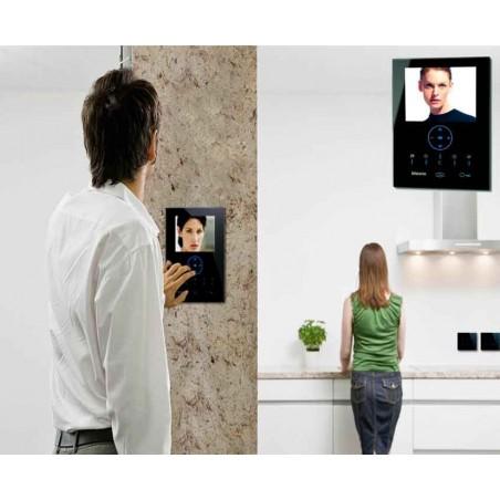 Monitor Videoportero Color Axolute NIGHTER 2 Hilos 349320 BTicino