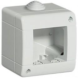 Caja Superficie 2 Módulos...