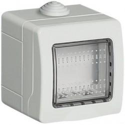 Caja Superficie 2 Módulos Exterior IP55 Living-Light 24502