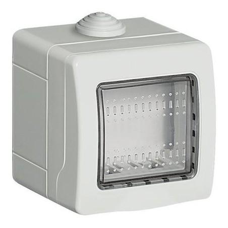 Caja de 2 Módulos Exterior IP55 Living-Light de Bticino Ref. 24502