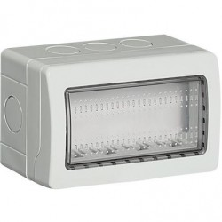 Caja de 4 Módulos Exterior IP55 Living-Light de Bticino Ref. 24504