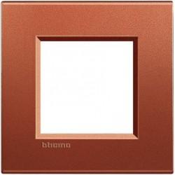 Placa 1 Ventana LNA4802RK Brick BTicino livinglight