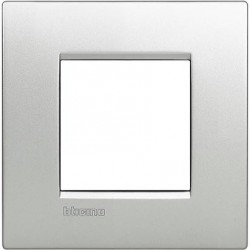 Placa 1 Ventana Tech LNE4802TE Livinglight AIR BTicino