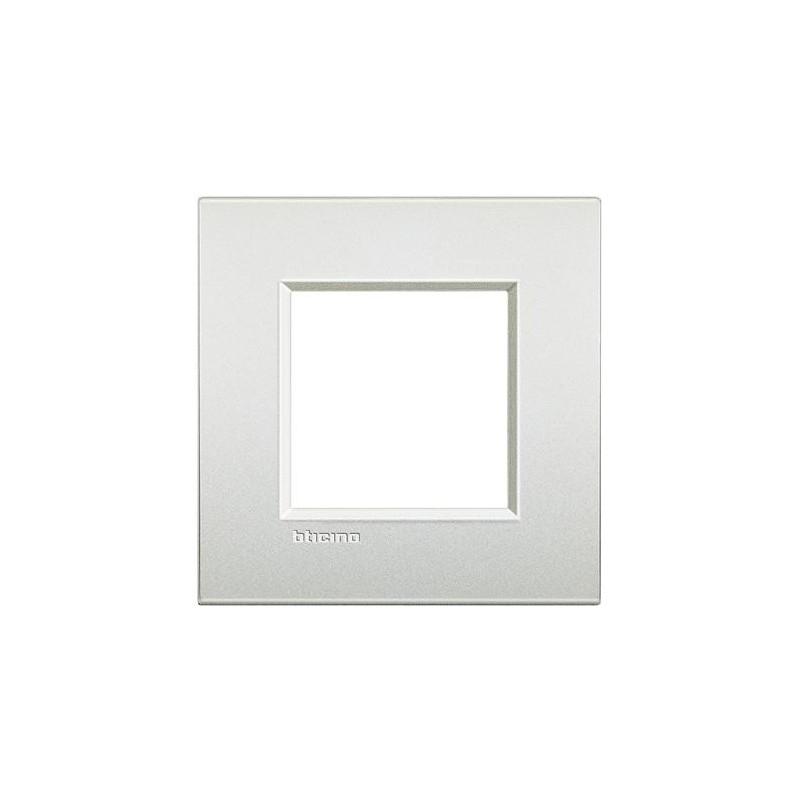 Placa 1 Ventana Blanco Perla LNE4802PR BTicino Livinglight AIR