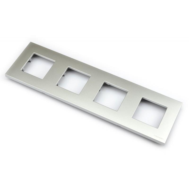 Street Bticino lnc4804st placa livinglight Air 4/elementos
