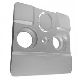Tapa para Tomas TV-R y TV-R-SAT Aluminio 665367 Legrand Niloé