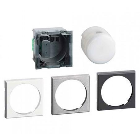 Linterna Recargable Extraíble 230V. 2 Módulos H_4380 Axolute