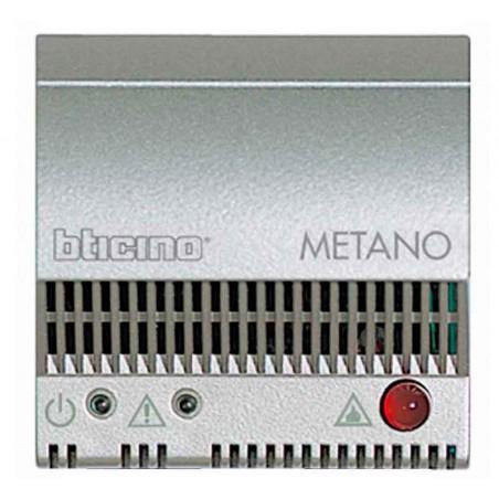 Detector de Gas Natural (Metano) 12V. 2 Módulos H_4511/12 Axolute