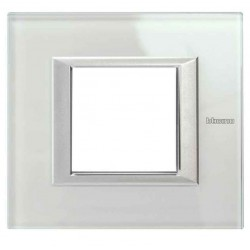 Placa 1 Ventana Whice HA4802VSW Axolute