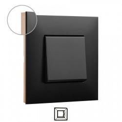 Placa 1 Elemento Dark Cobre...