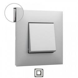 Placa 1 Elemento Alumino...