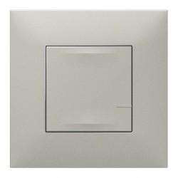Interruptor de iluminación Conectado 741840 Legrand Valena Next Netatmo Aluminio